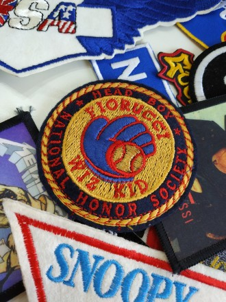 PATCHES ANNI 80/90