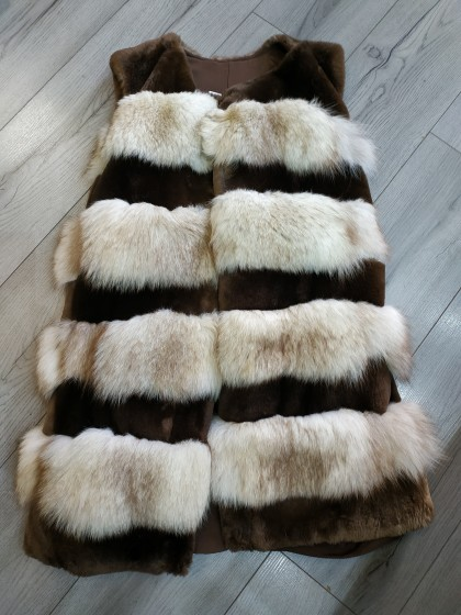GILET VOLPE